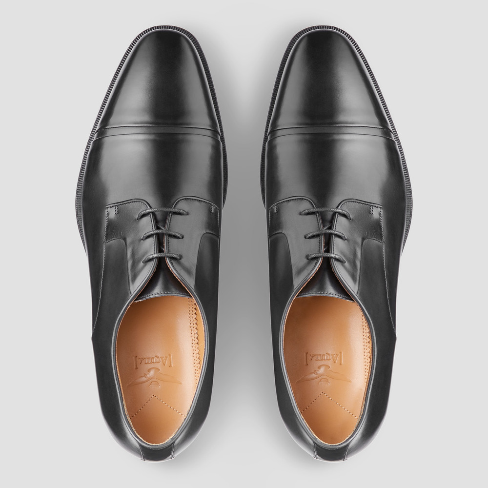 Pearce Black Dress Shoes