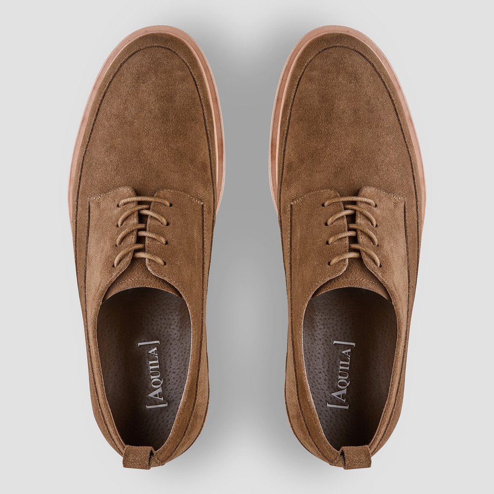 Brenner Taupe Casual Shoes