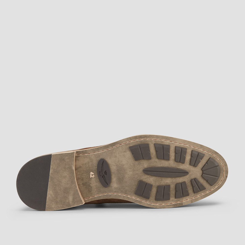 Quintana Khaki Chelsea Boots