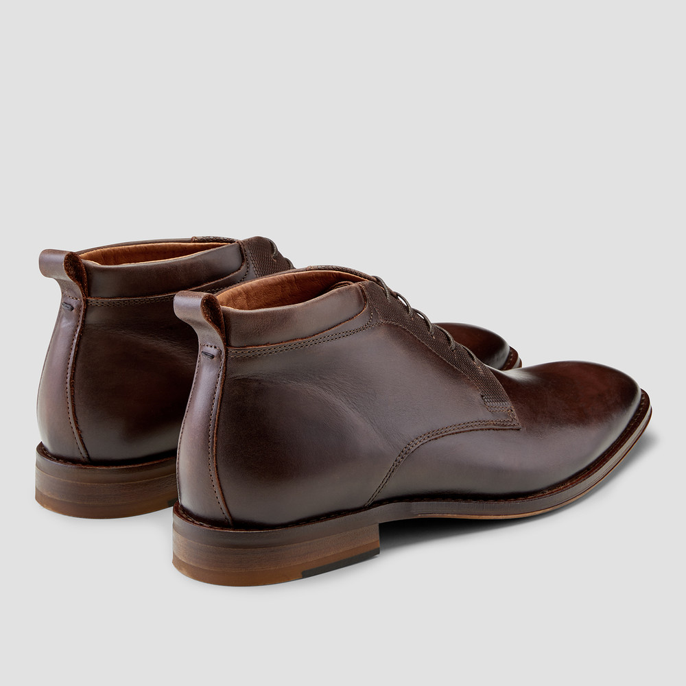 Wilkinson Brown Ankle Boots