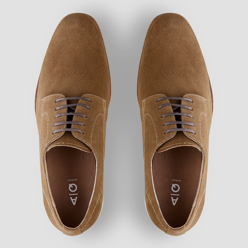 Neal Whiskey Derby Shoes