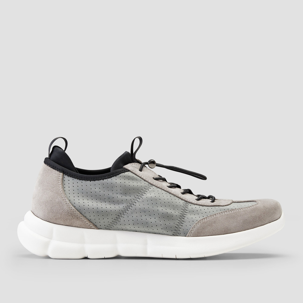 Zach Grey Sneakers