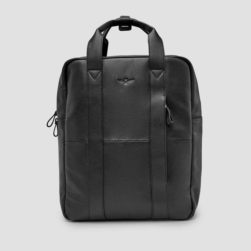 Universal Black Tote Backpack