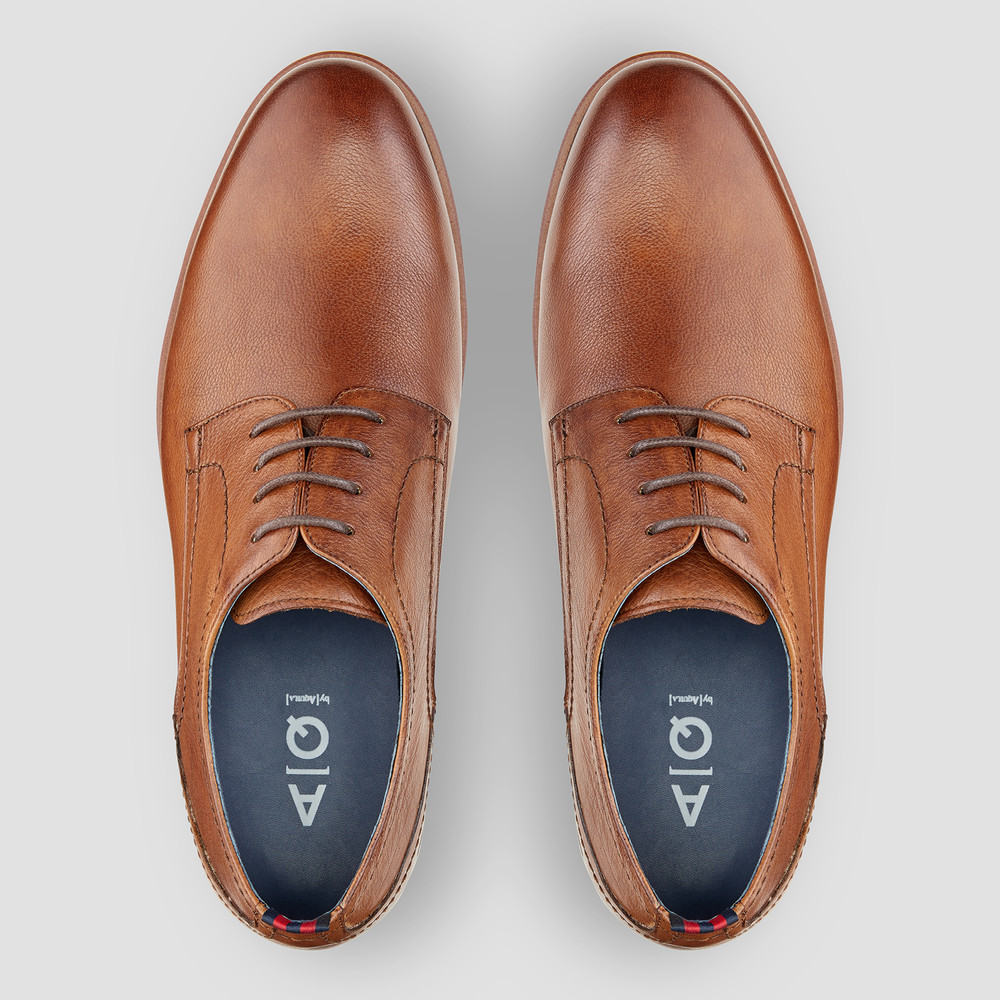 Cahill Tan Casual Shoes