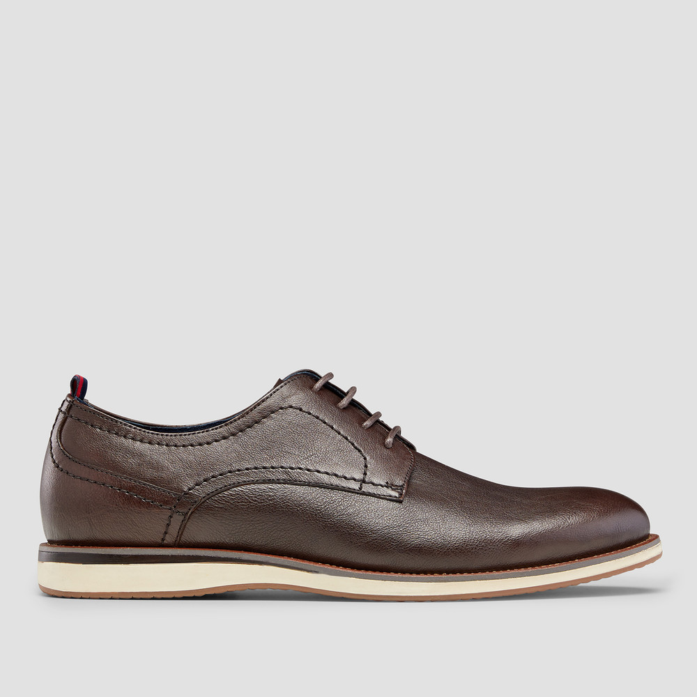 Cahill Brown Casual Shoes