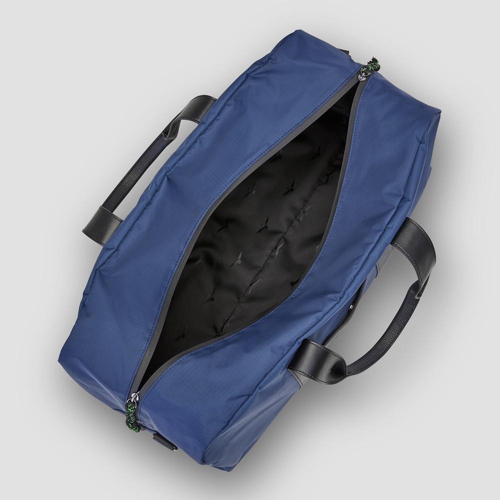 Barkley Blue Overnight Bag