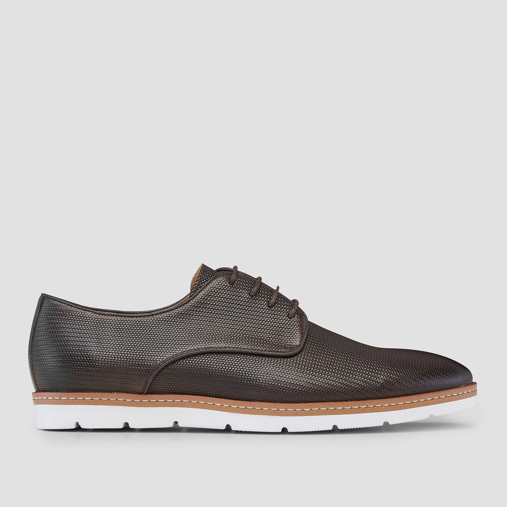 Blaire Coffee Derby Shoes