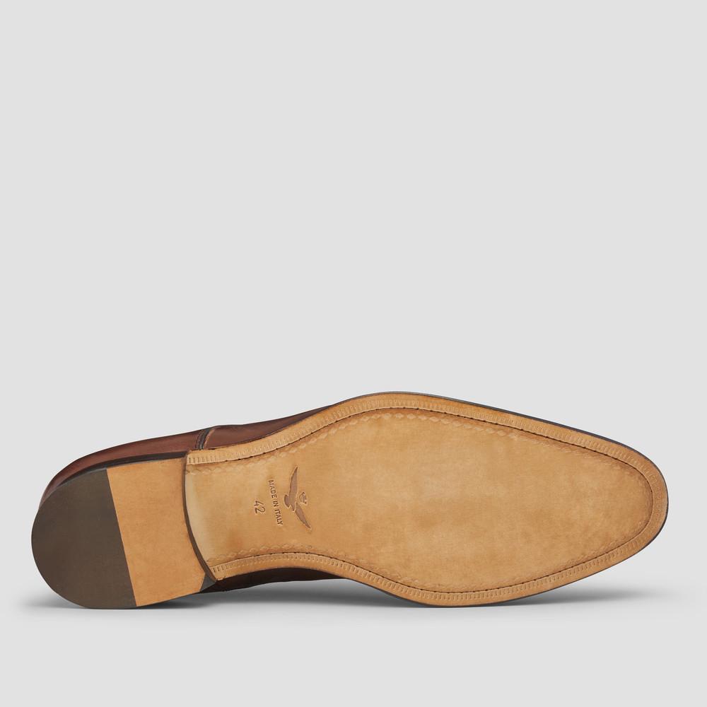 Hemsworth T.D.Moro Derby Shoes