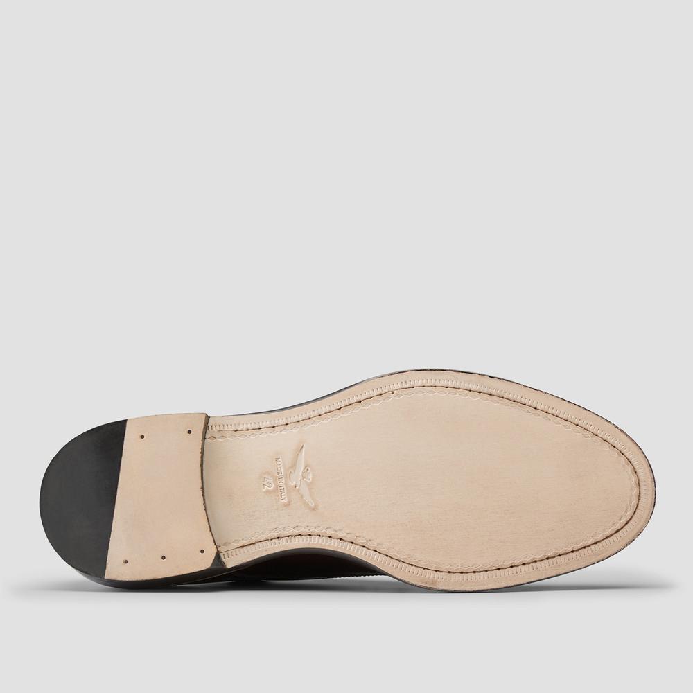 Larson Bordo Dress Shoes