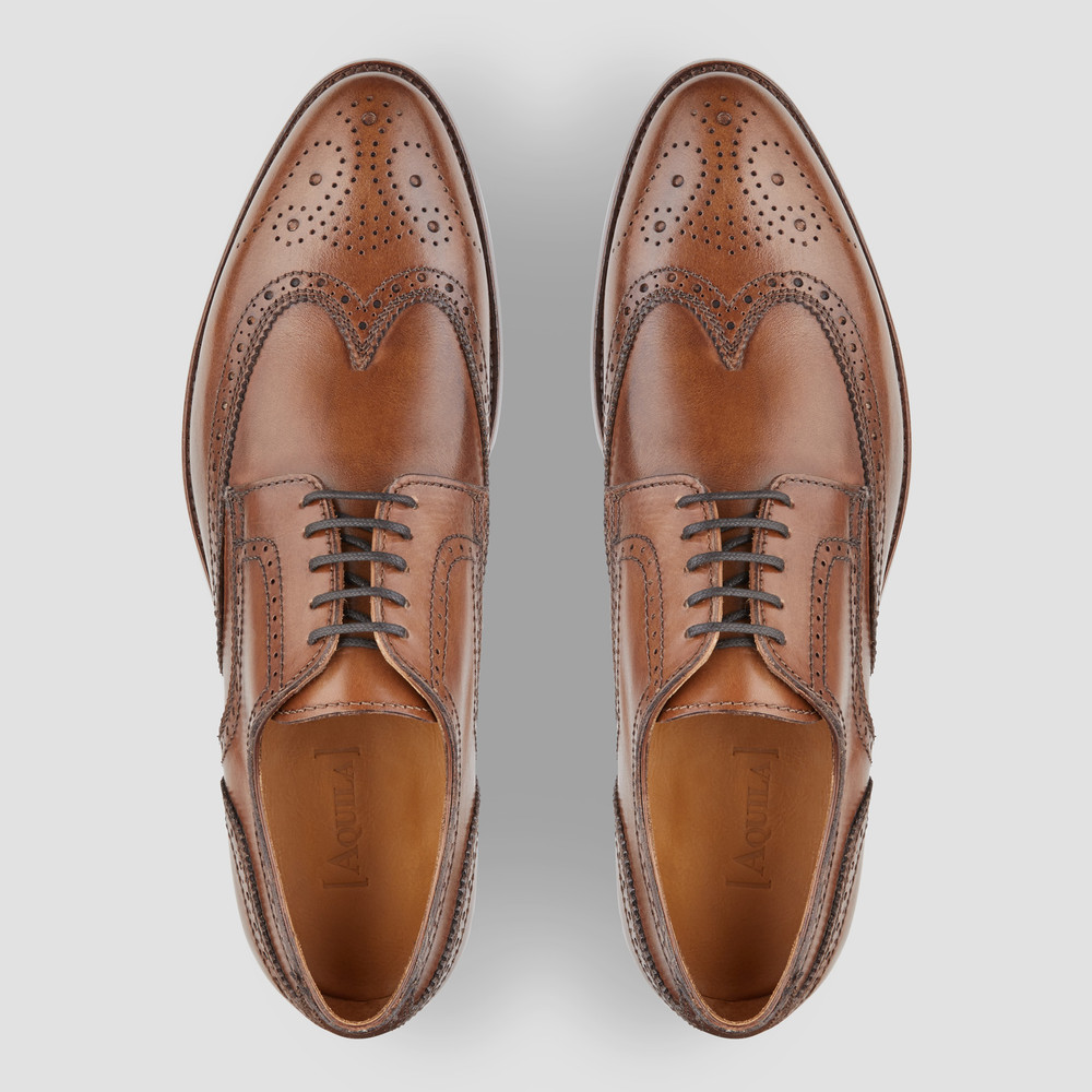 Daley Brandy Brogues