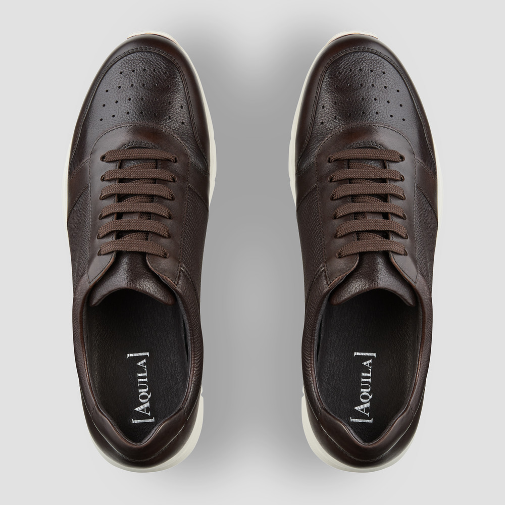 Benton Brown Sneakers