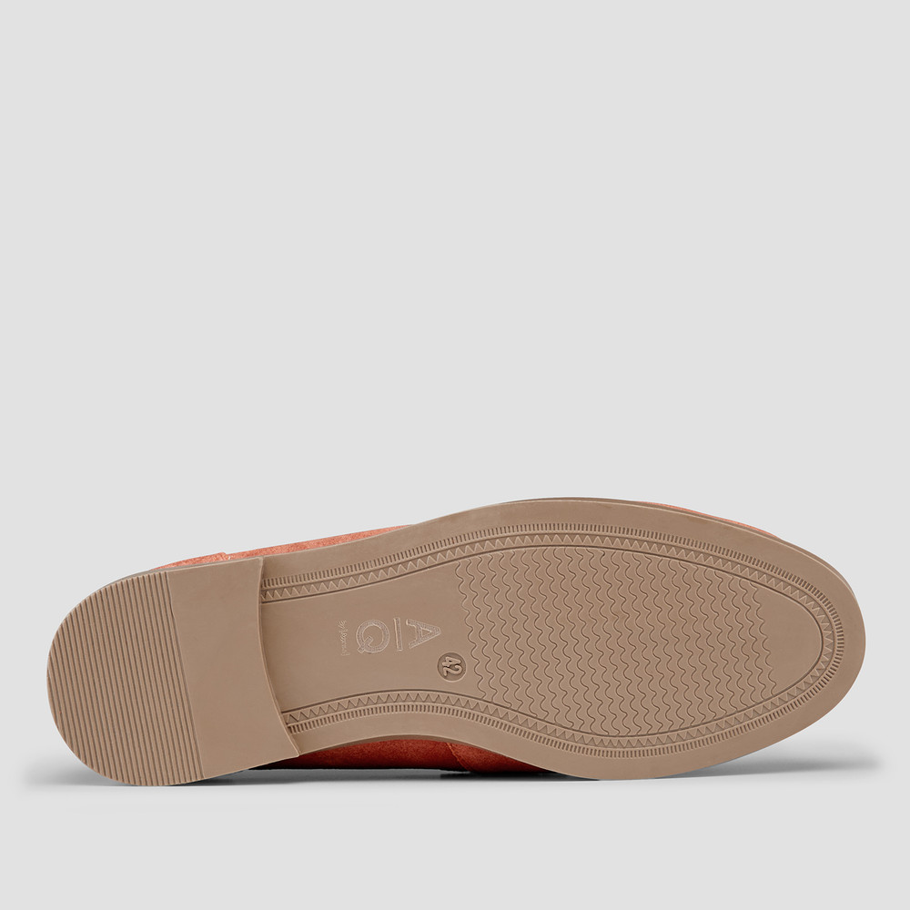 Teddy Rust Penny Loafers