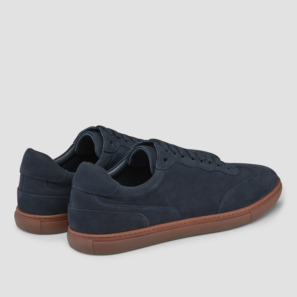 Jett Navy Sneakers