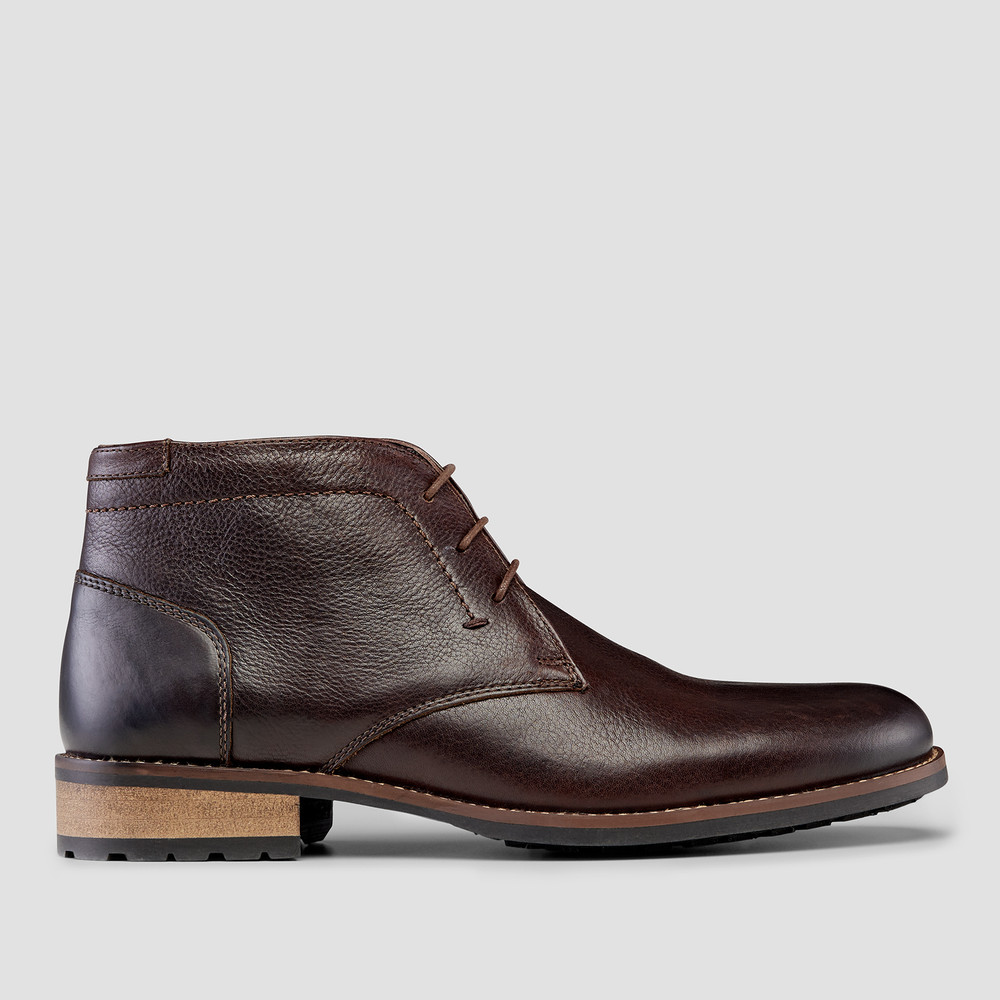Donald Brown Desert Boots