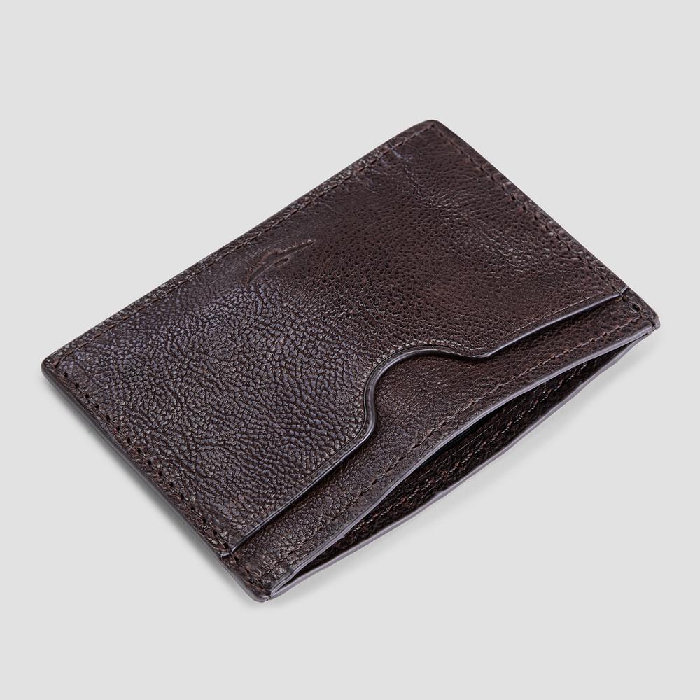 Bari Chocolate Card Holder