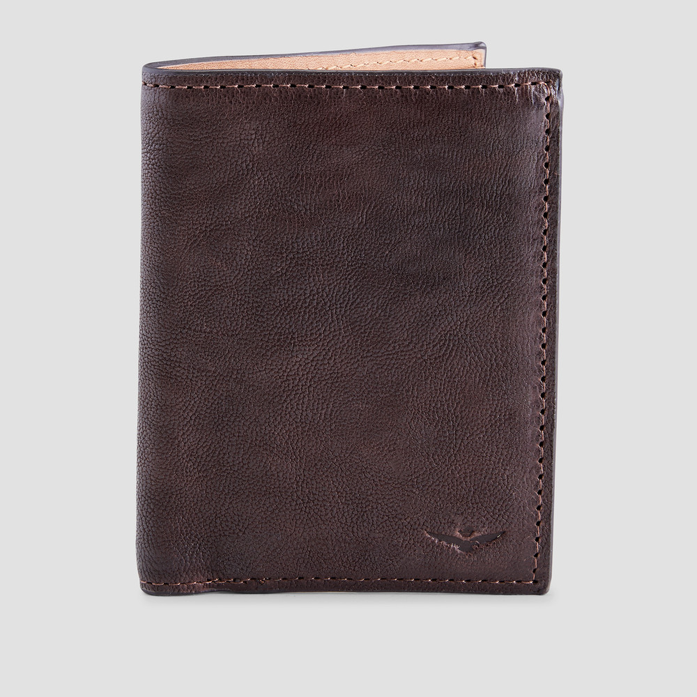 Bari Chocolate Card Wallet