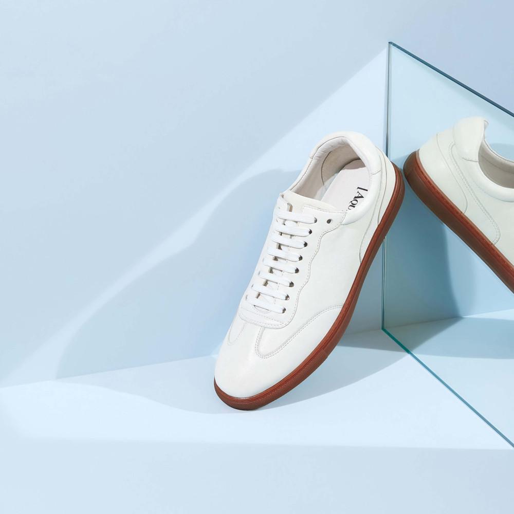 Jett White Sneakers