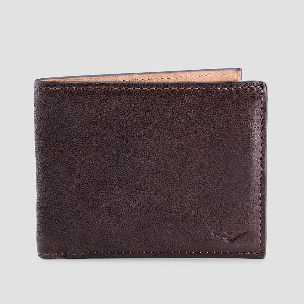 Bari Chocolate Bi Fold Wallet