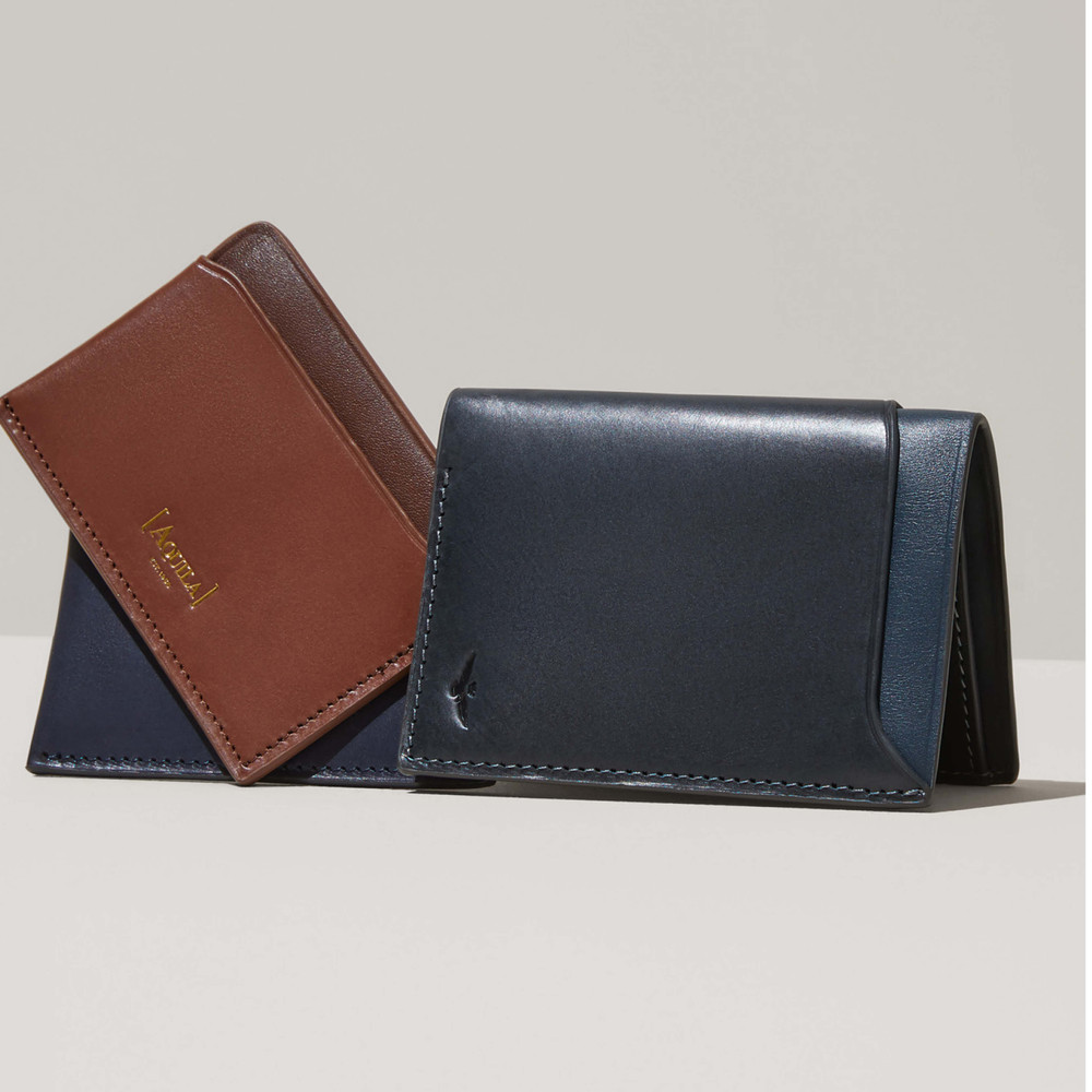 Sicily Brown Card Holder