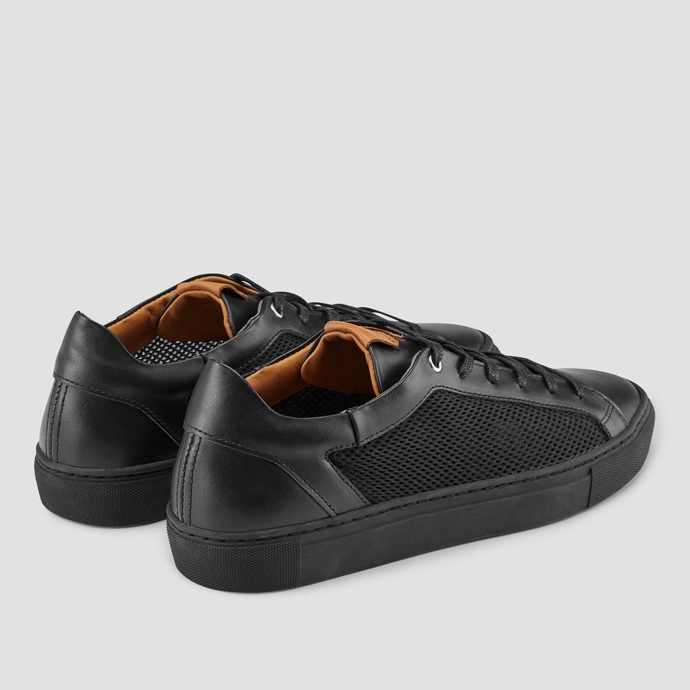 Pizarro Black Sneakers