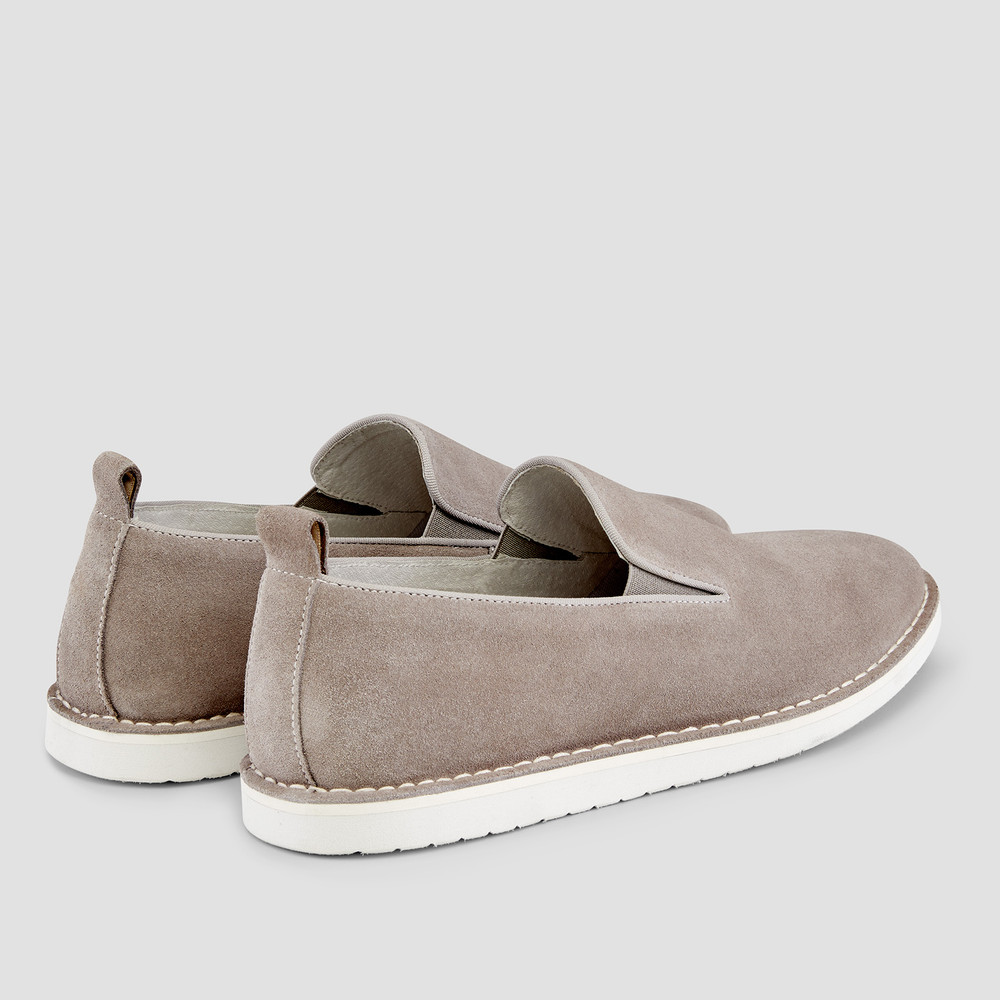 Armando Cement Slip On Shoes