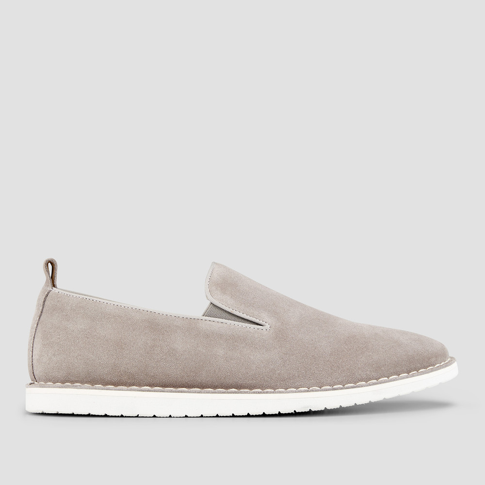 Armando Cement Slip On Shoes