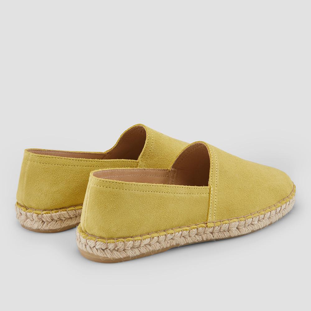 Inca Lemon Espadrilles