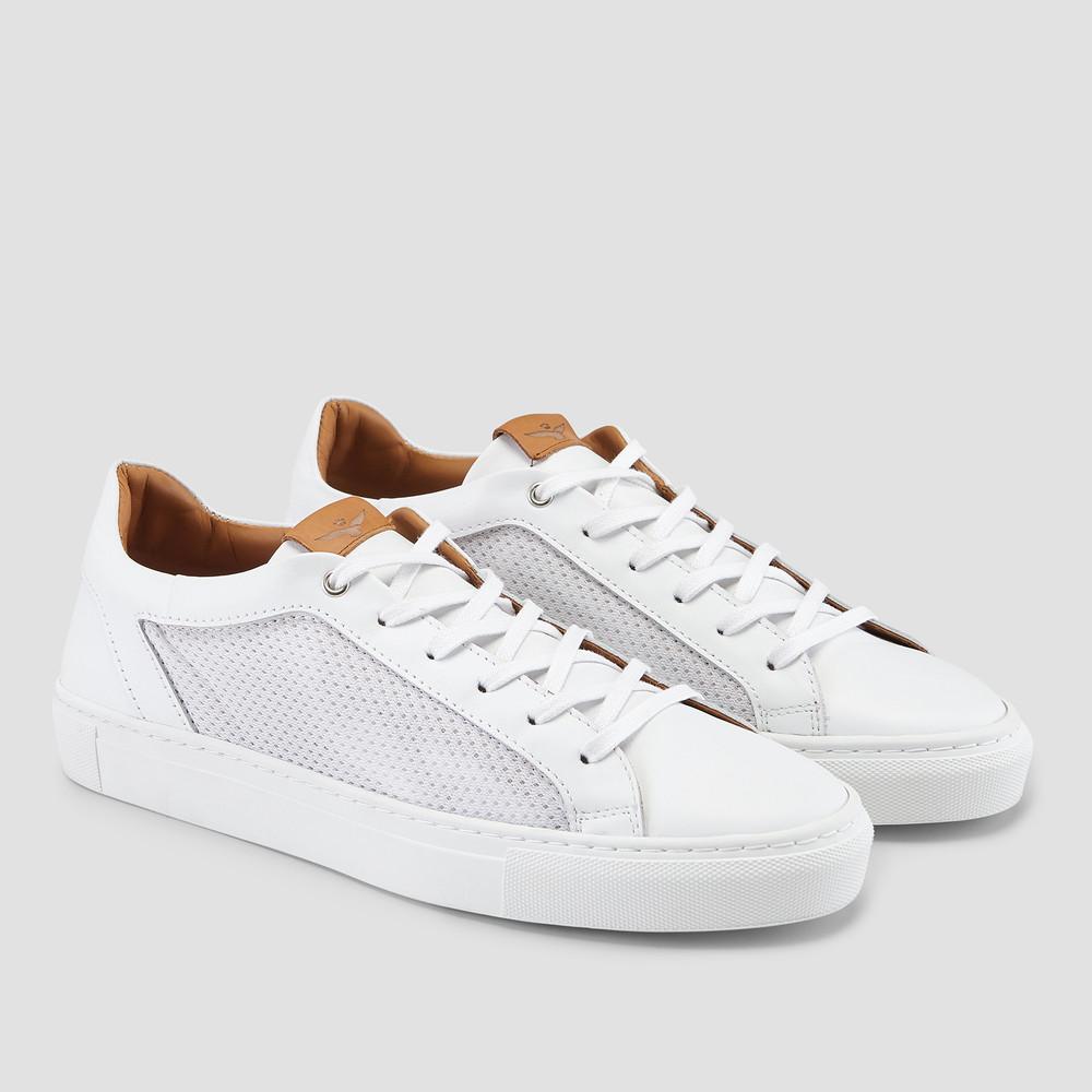 Pizarro White Sneakers