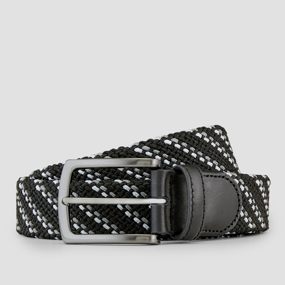 Rudd Black Stripe Belt