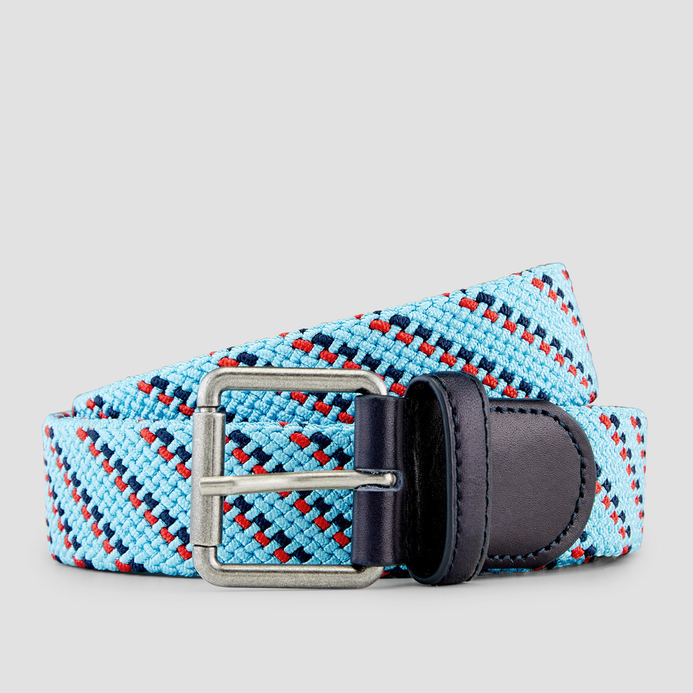 Rudd Sky Stripe Belt