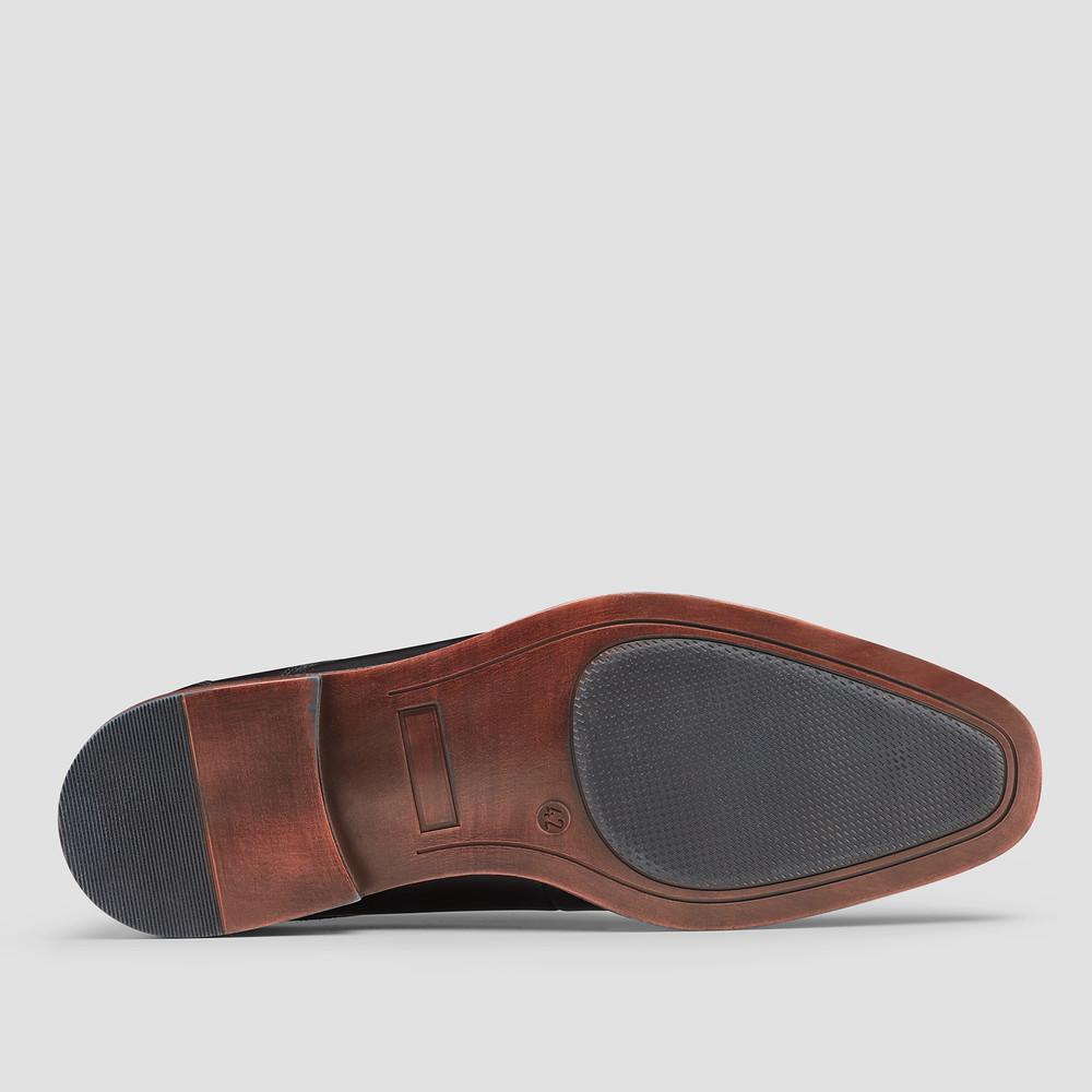 Stringer Black Dress Shoes
