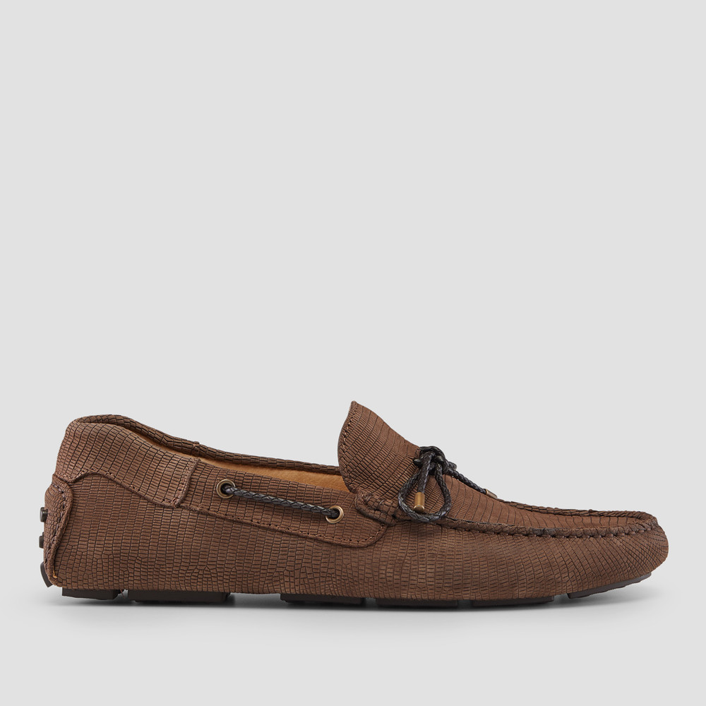 Salamanca Brown Driving Shoes
