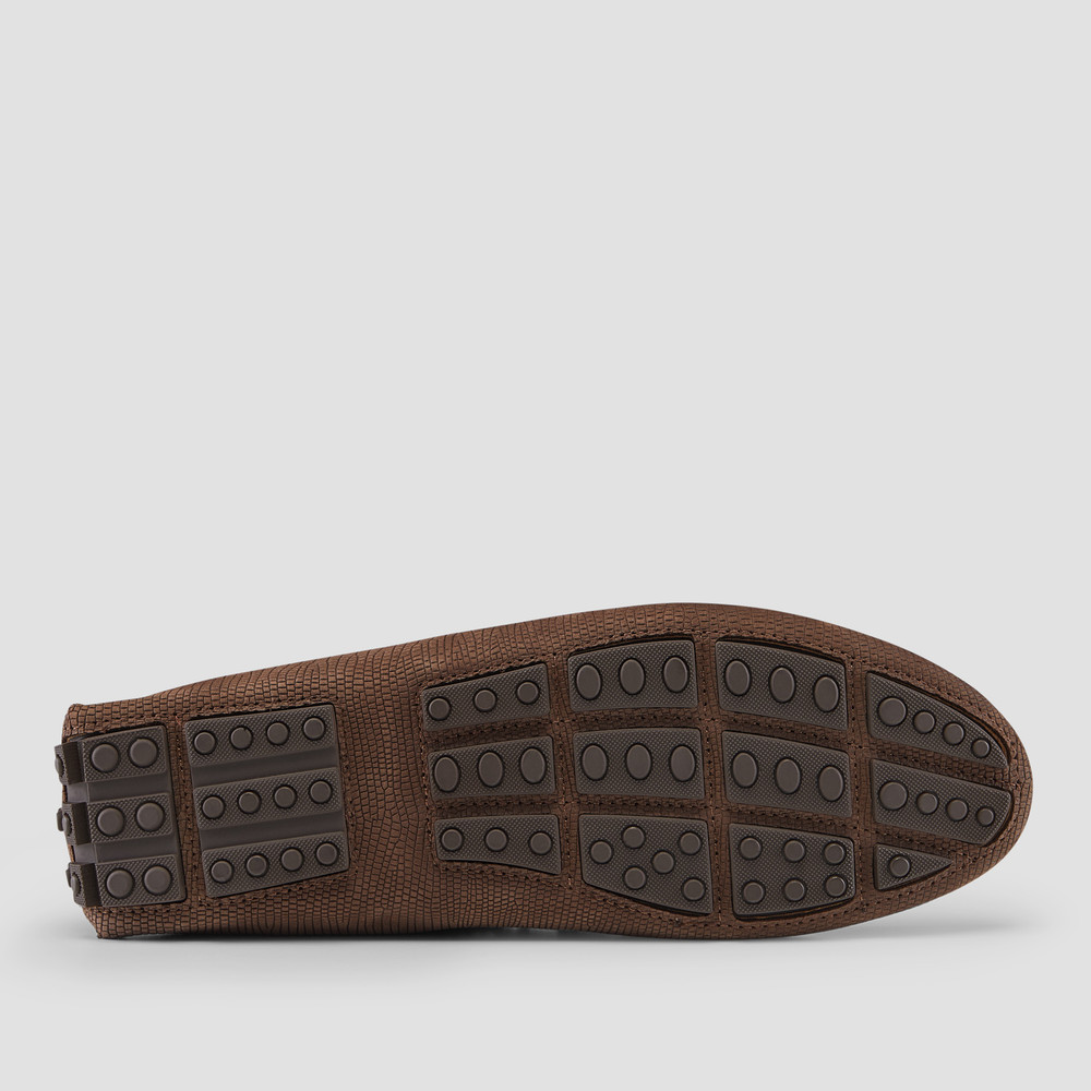 Salamanca Brown Driving Shoes