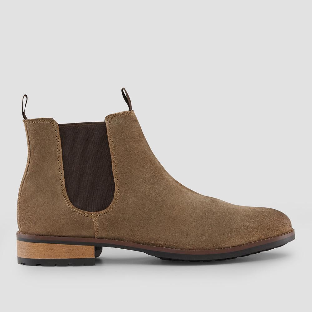 Bullen Brown Chelsea Boots