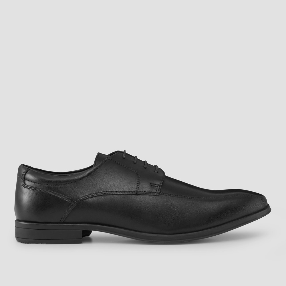Chapman Black Lace Up Shoes