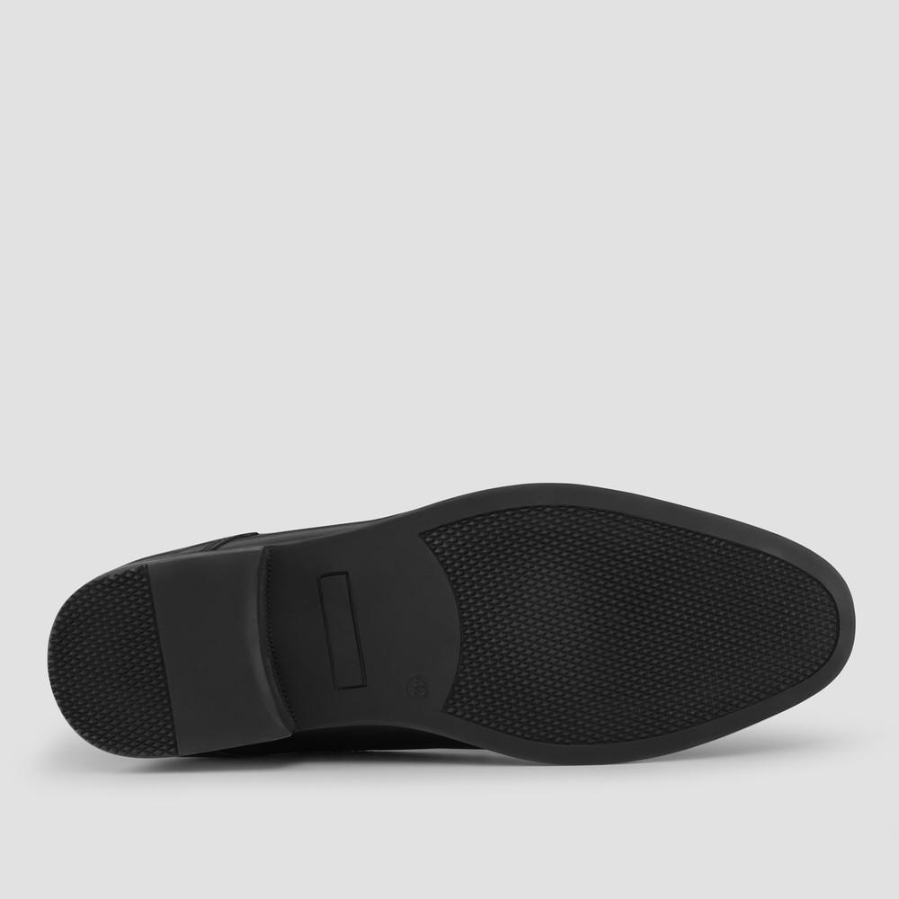 Chapman Black Lace Up Shoes
