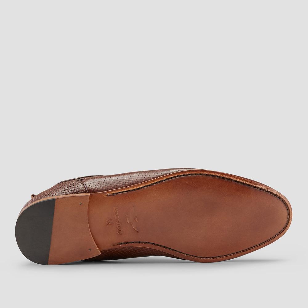 Hutton Tan Chelsea Boots