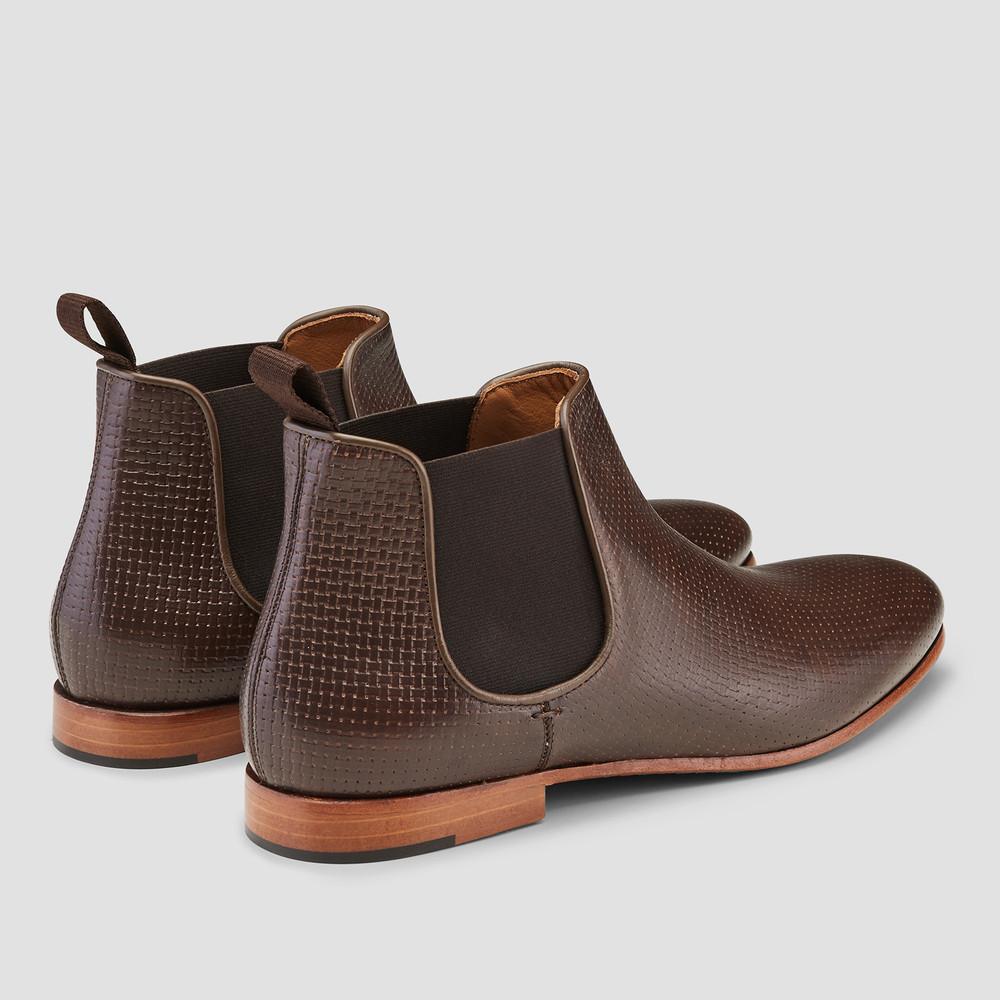 Hutton Stone Chelsea Boots