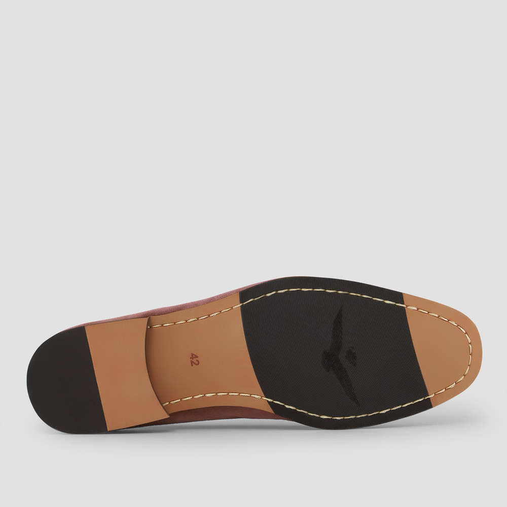 Matias Rose Penny Loafers