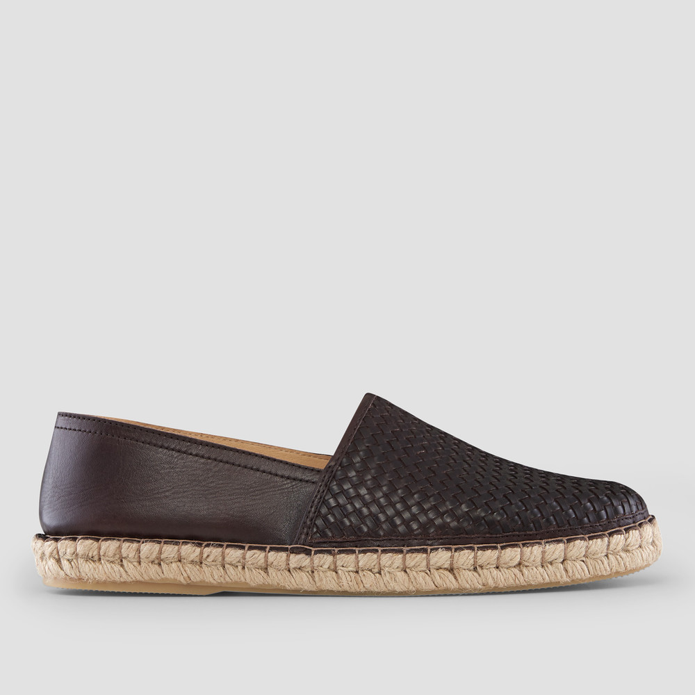 Cosimo Brown Espadrilles