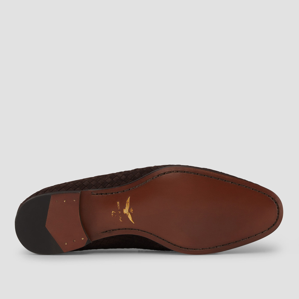 Emerton Brown Loafers