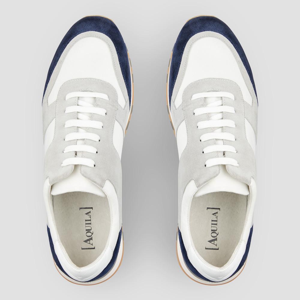 Medoc Navy Sneakers