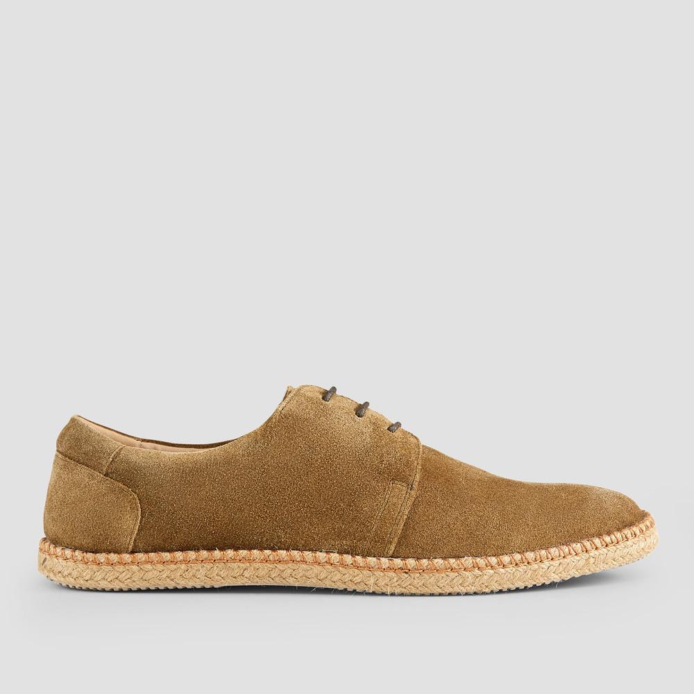 Sydney Khaki Casual Shoes - Aquila