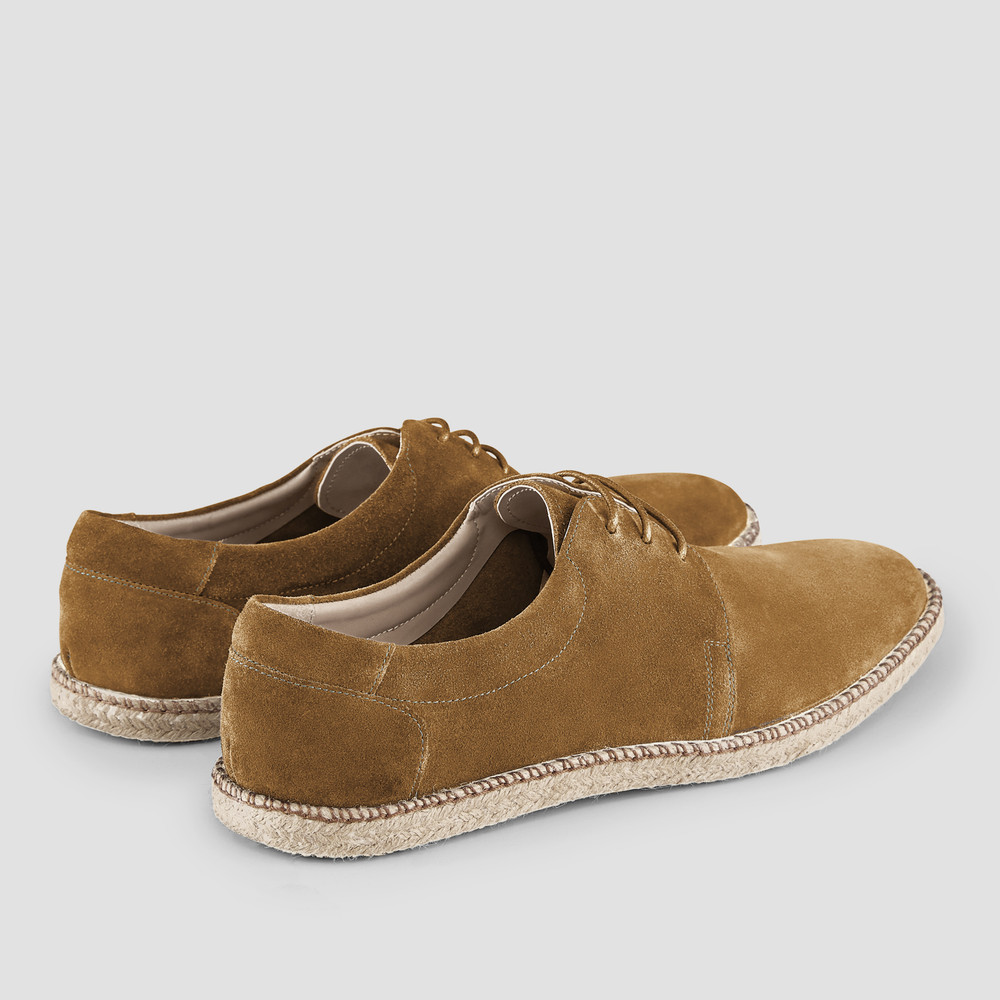 Sydney Khaki Casual Shoes