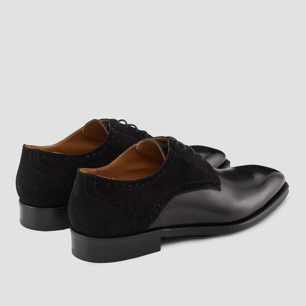 Emmanuel Black Dress Shoes