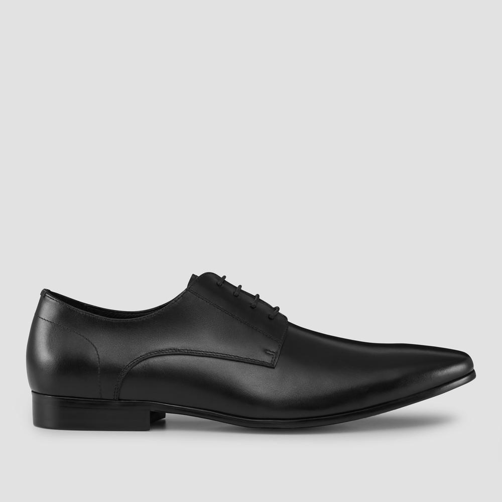 black dress up shoes
