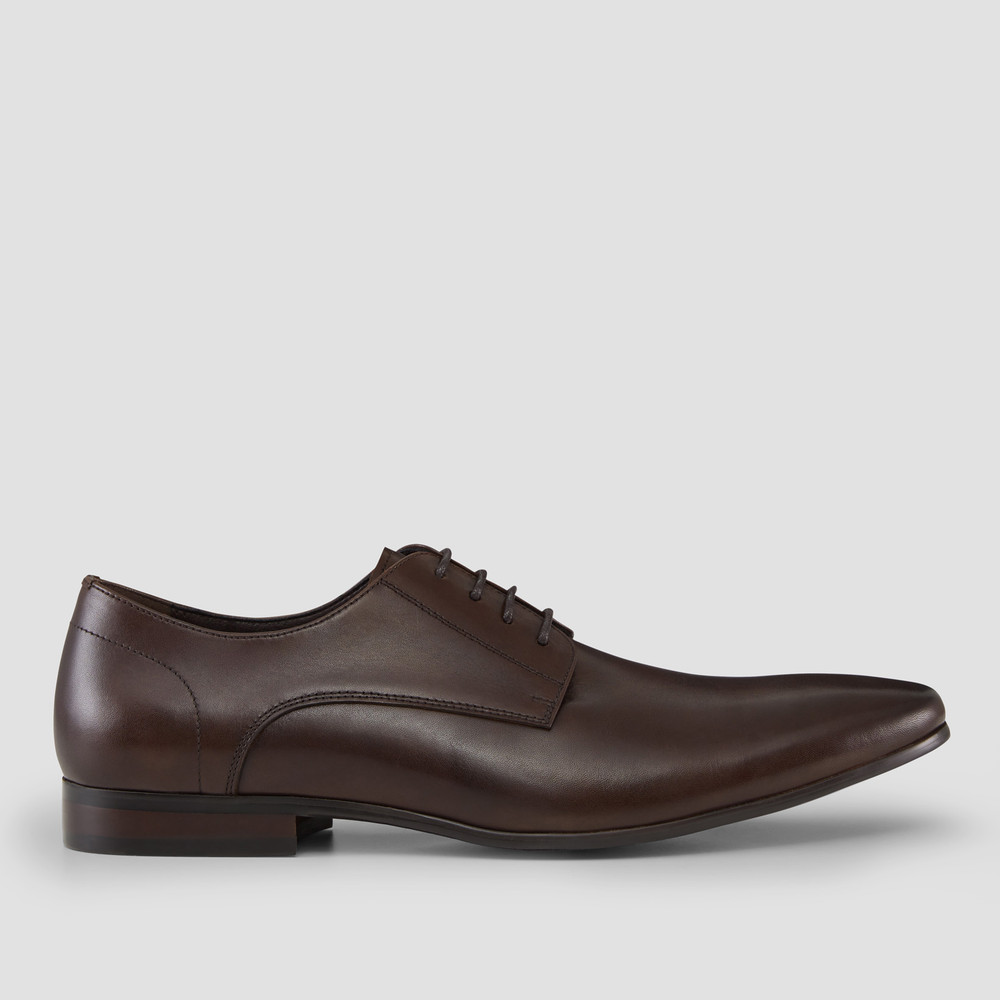 Clarke Brown Dress Shoes
