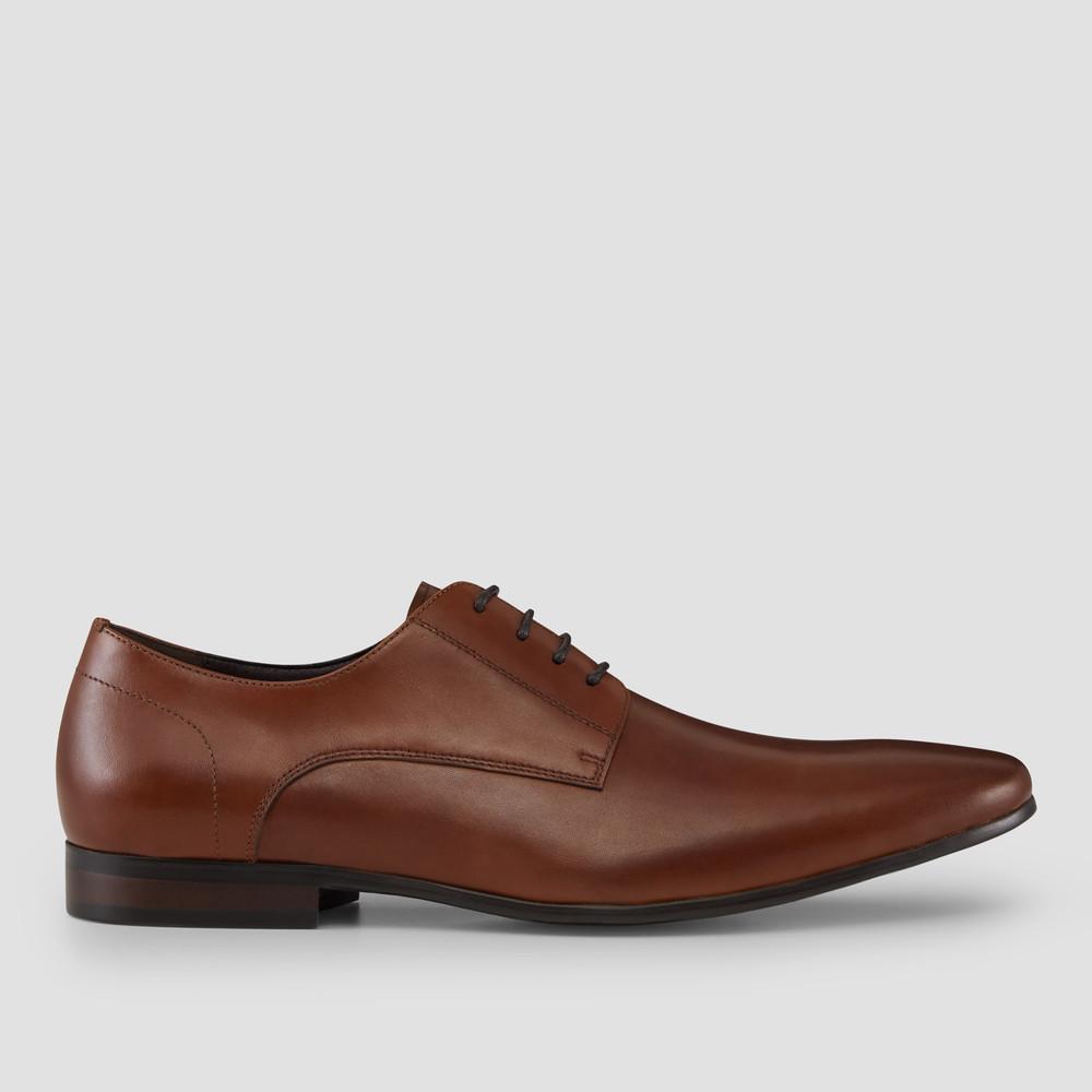 Clarke Tan Dress Shoes