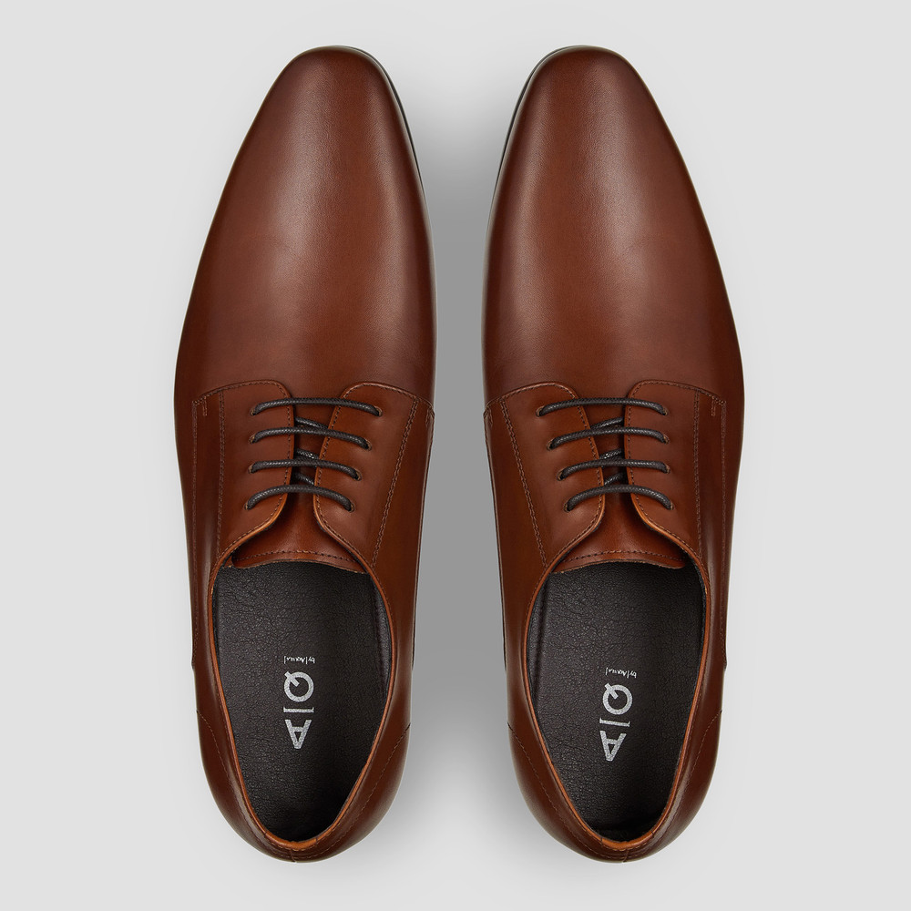 Clarke Tan Dress Shoes