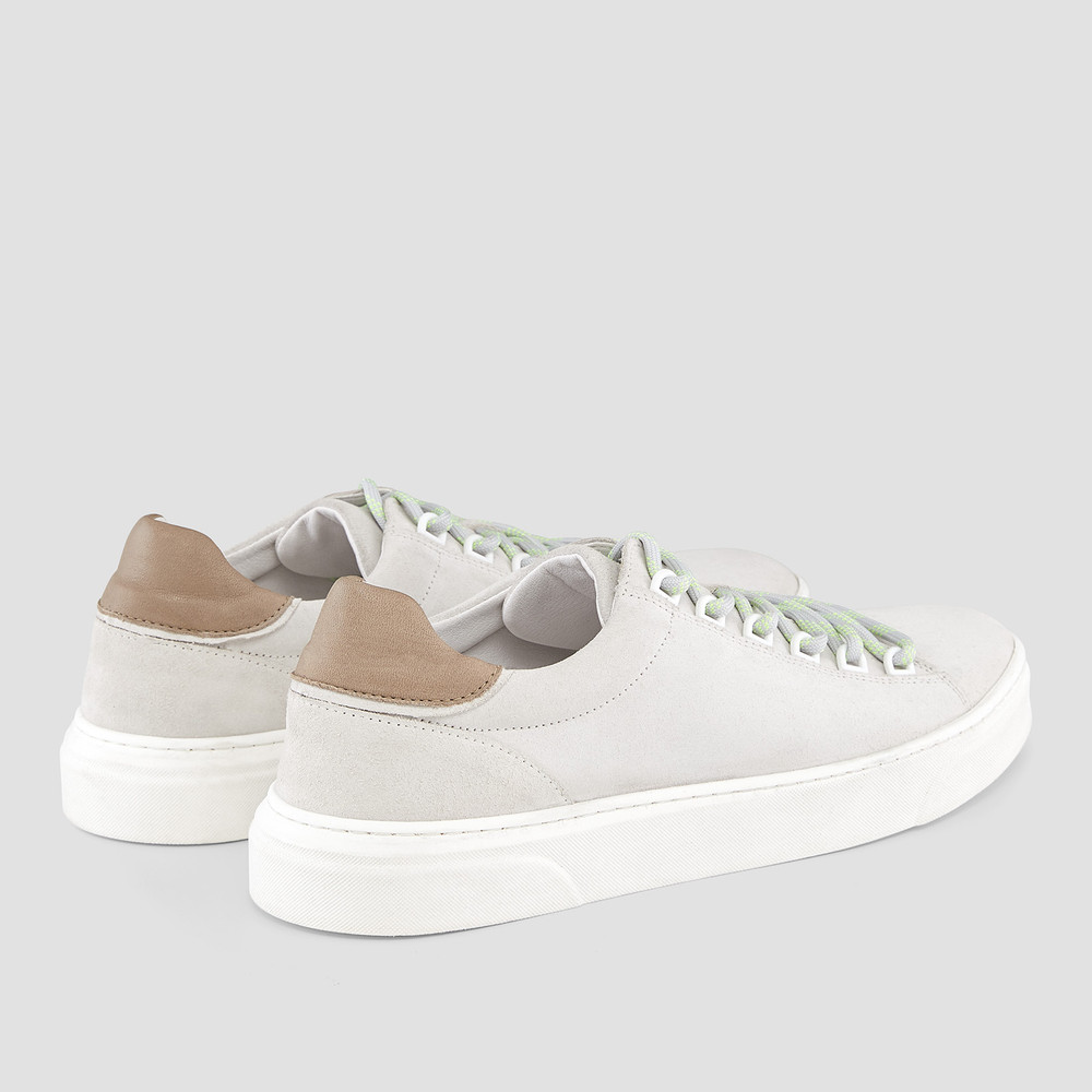 Cabrera Light Grey Sneakers